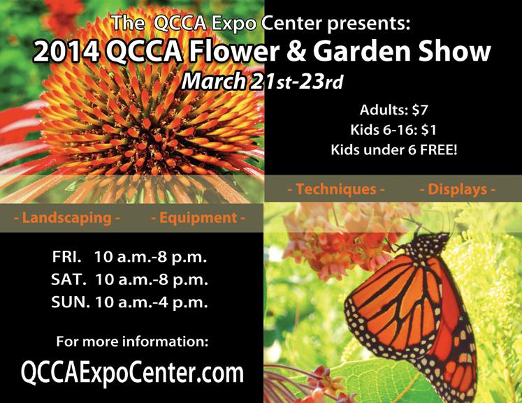 2014 Quad City Flower and Garden Show