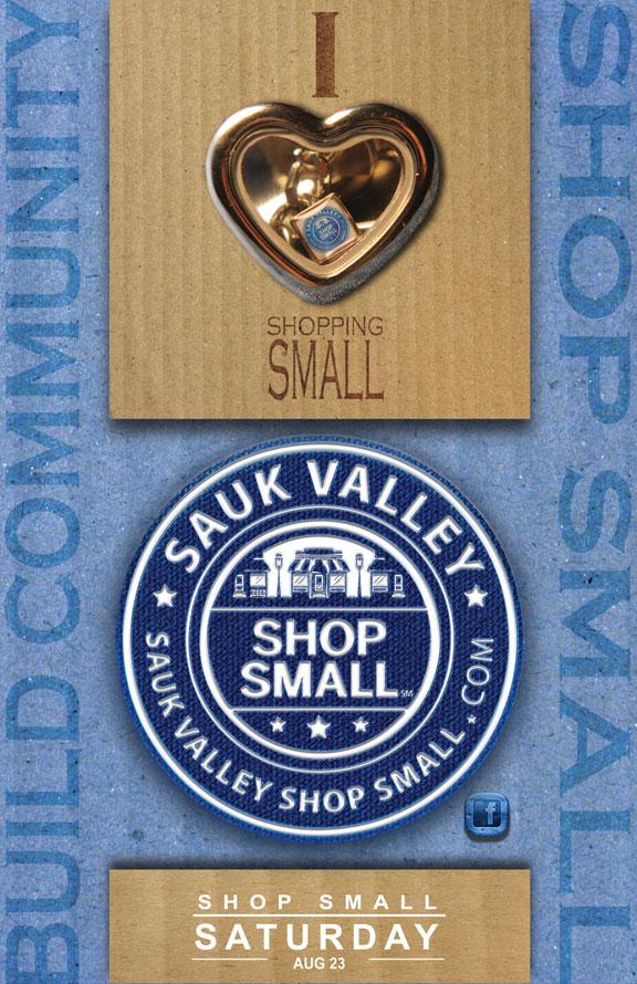 2014 Shop Small Saturday Aug 23