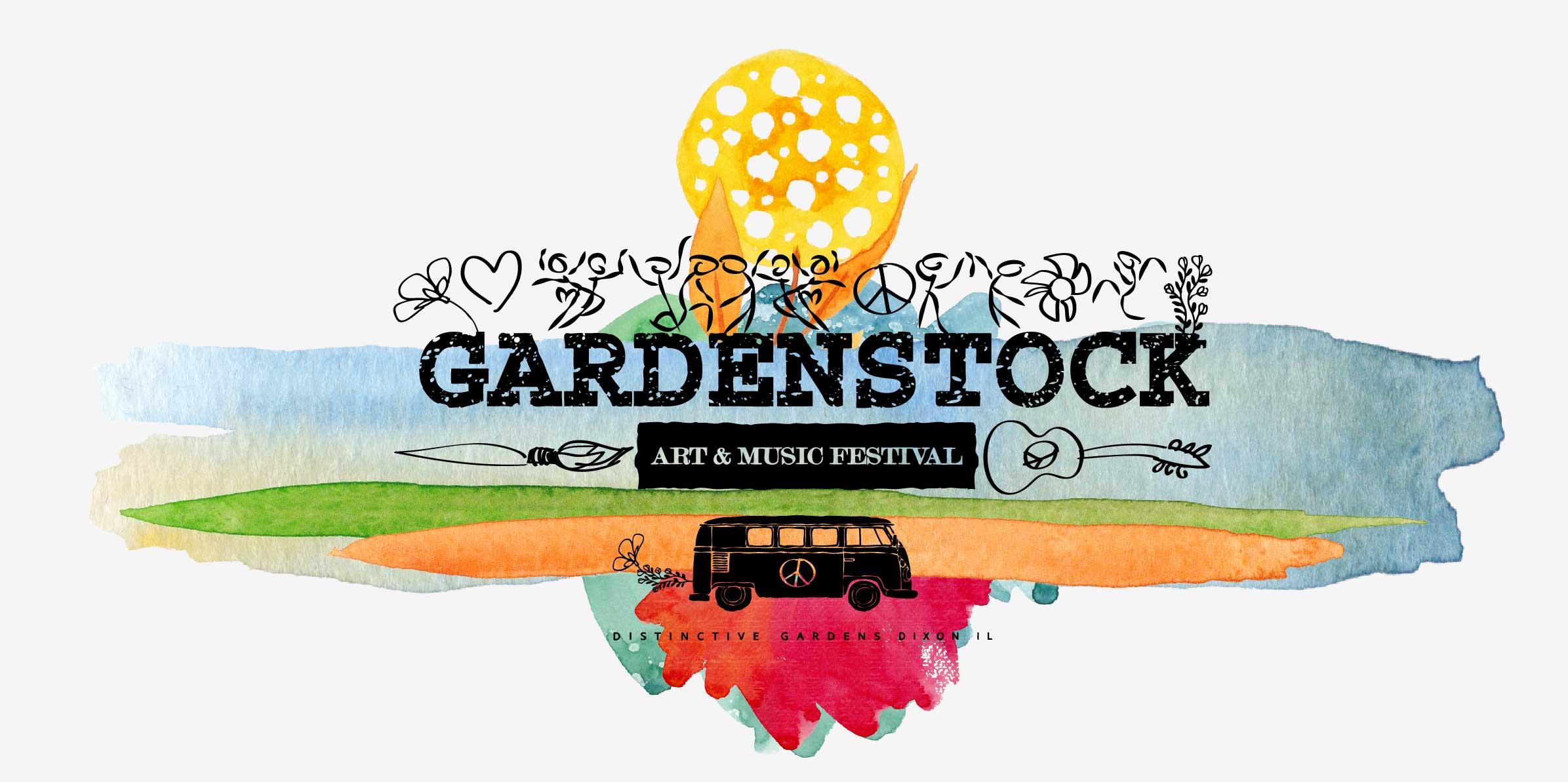 2017 Gardenstock Art & Music Festival News!